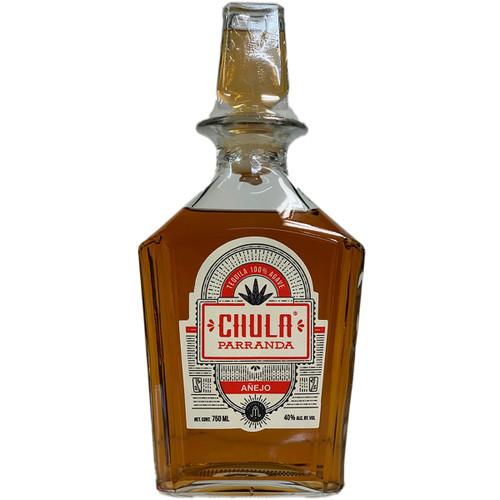 Chula Parranda Anejo Tequila