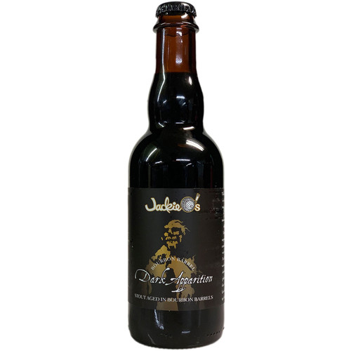 Jackie O's Bourbon Barrel Dark Apparition Russian Imperial Stout