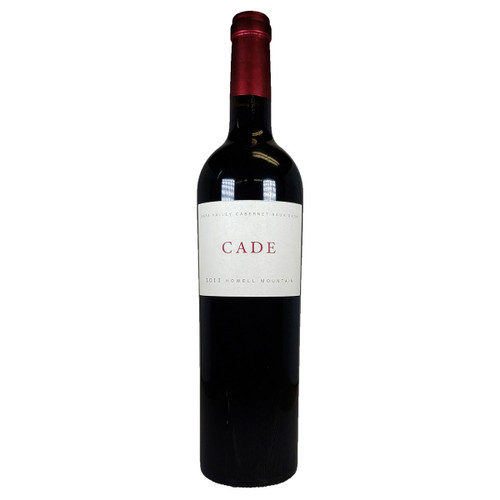 Cade 2011 Estate Howell Mountain Cabernet Sauvignon