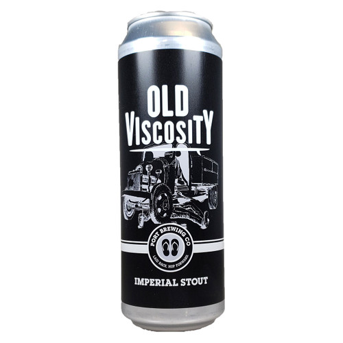 Port Brewing Old Viscosity Imperial Stout 19.2OZ Can
