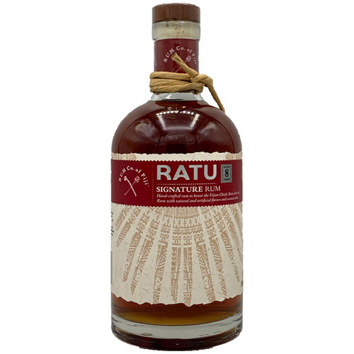 Ratu 8 Year Old Signature Rum