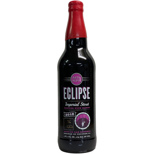 Fifty Fifty Eclipse Barrel Aged Imperial Stout 2018 - Belle Meade