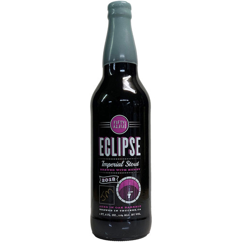 Fifty Fifty Eclipse Barrel Aged Imperial Stout 2018 - Joseph Magnus
