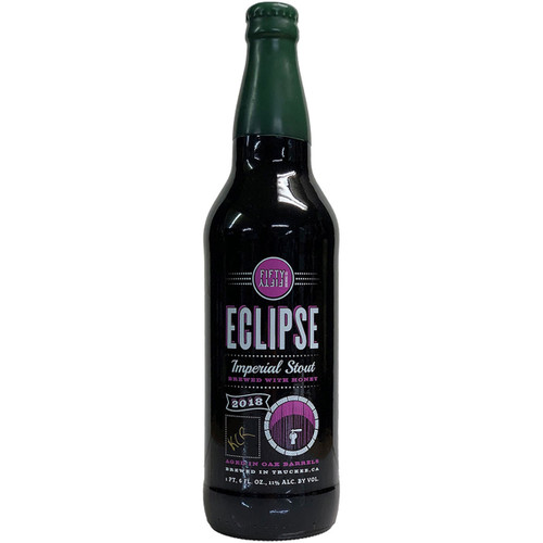 Fifty Fifty Eclipse Barrel Aged Imperial Stout 2018 - Knob Creek Rye