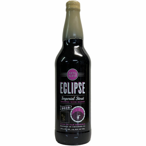 Fifty Fifty Eclipse Barrel Aged Imperial Stout 2018 - Maple