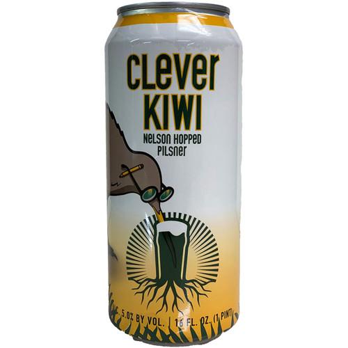 Burgeon Clever Kiwi Pilsner Can