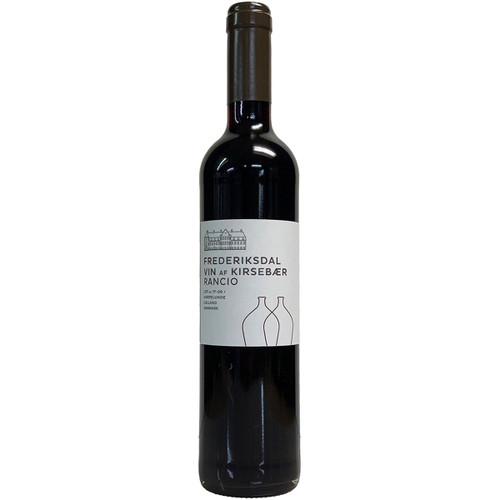 Frederiksdal Vin Af Kirsebaer Rancio Cherry Wine 500ML