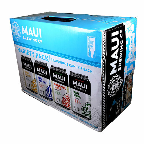 Maui Variety 12-Pack Can