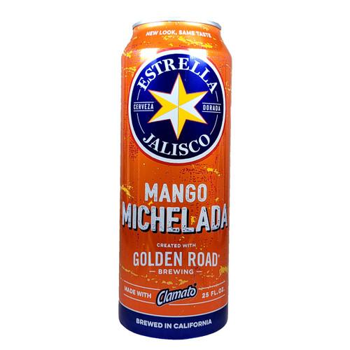 Golden Road / Estrella Jalisco Mango Michelada Tall Can