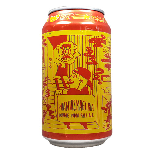 Prairie Phantasmagoria Double IPA Can