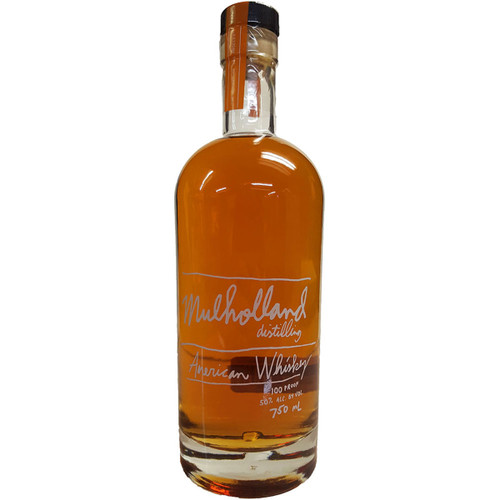 Mulholland American Whiskey