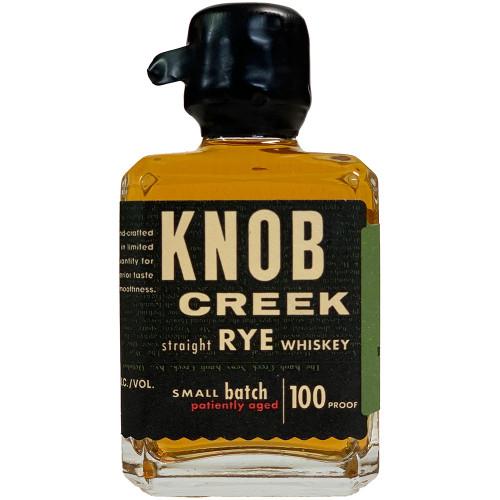Knob Creek Kentucky Straight Rye Whiskey 50ML