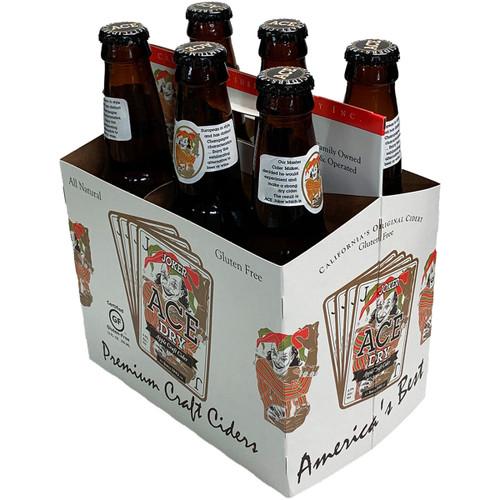 Ace Joker Dry Apple Craft Cider 6-Pack
