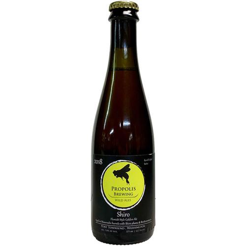 Propolis Shiro Flemish-Style Golden Ale 2018