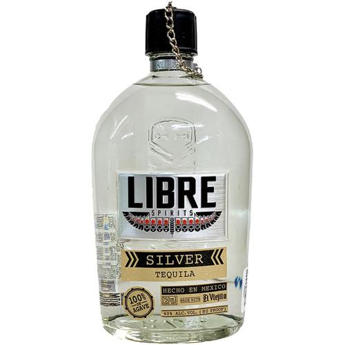 Libre Silver Tequila