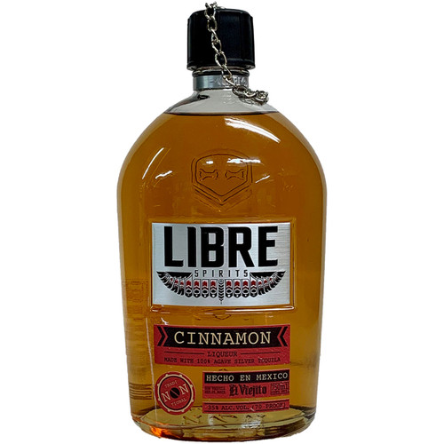 Libre Cinnamon Infused Tequila