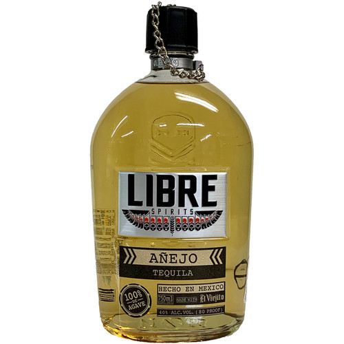 Libre Anejo Tequila