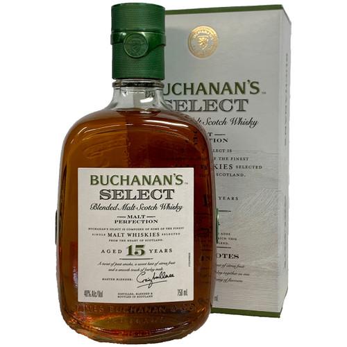 Buchanans 15 Year Blended Scotch