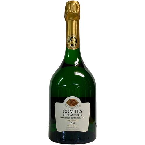 Taittinger 2007 Comtes de Champagne Blanc de Blancs
