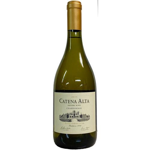 Catena Alta 2016 Historic Rows Chardonnay