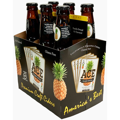Ace Pineapple Craft Cider 6-Pack