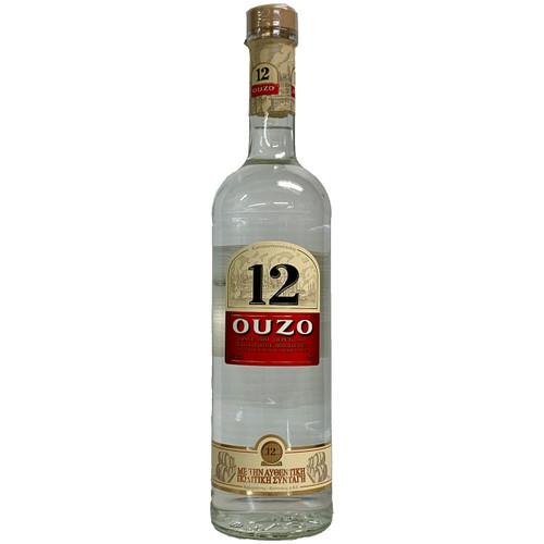 12 Ouzo Liqueur