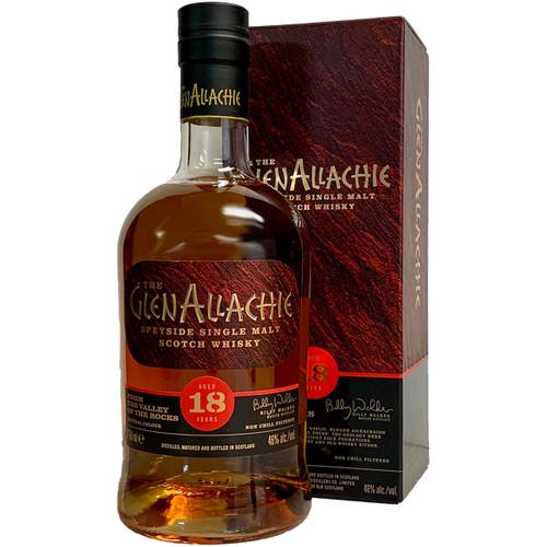 GlenAllachie 18 Year Single Malt Sherry Finish