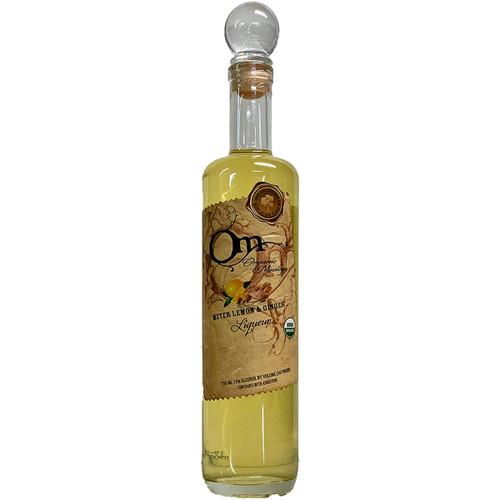 Organic Mixology OM Meyer Lemon and Ginger Liqueur
