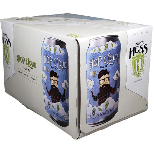 Mike Hess Hop Cloud Hazy IPA 6-Pack Can