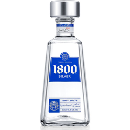 1800 Silver Tequila