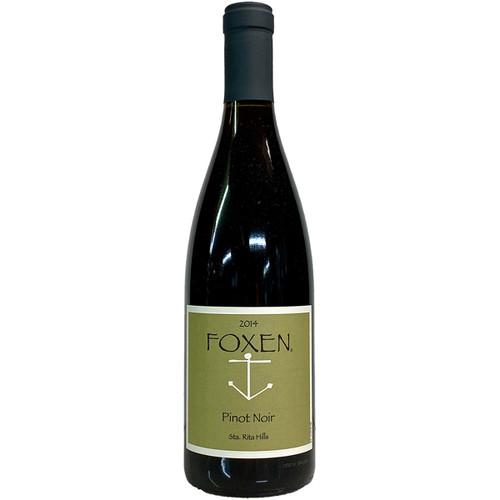 Foxen 2014 Sta. Rita Hills Pinot Noir