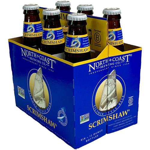 North Coast Scrimshaw Pilsner 6-Pack