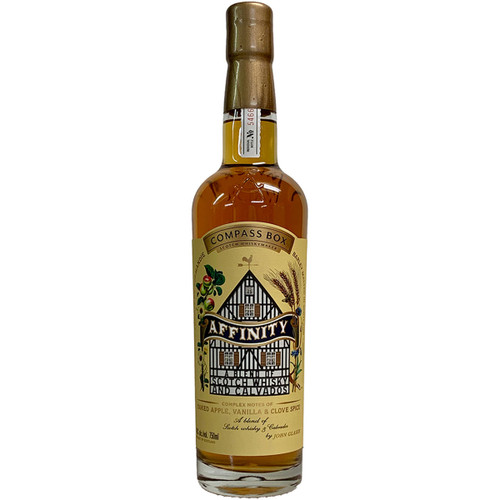 Compass Box Affinity Blended Scotch Whisky with Calvados Brandy