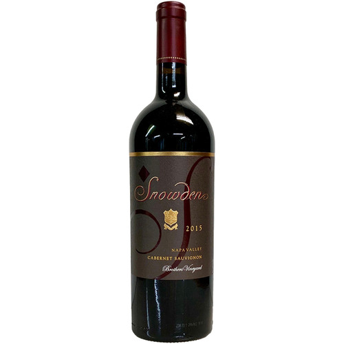 Snowden 2015 Brothers Vineyard Cabernet Sauvignon