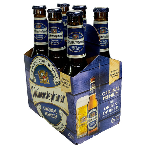 Weihenstephaner Original Premium 6-Pack