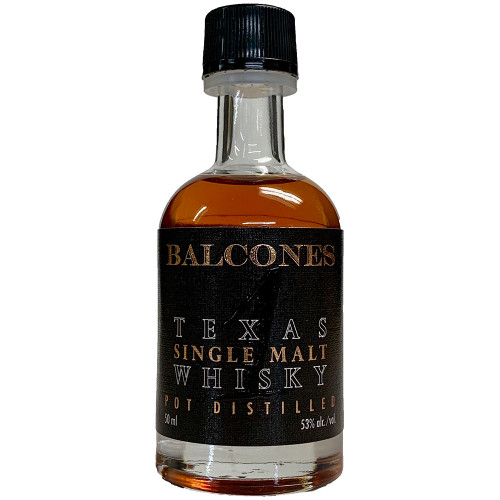 Balcones Texas Single Malt Whisky 50ML