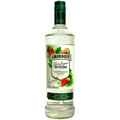Smirnoff Zero Watermelon Mint Vodka