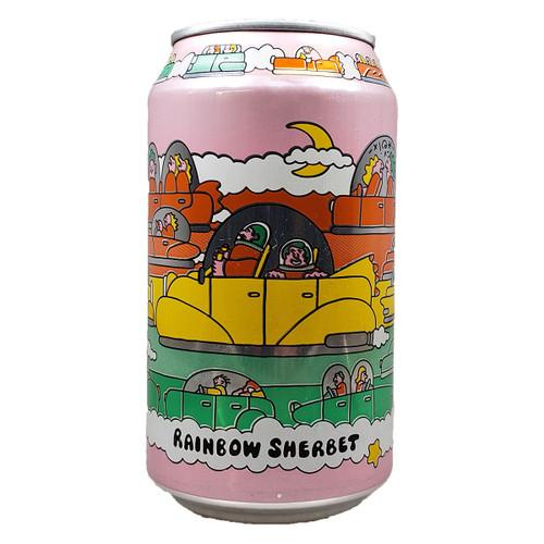 Prairie Rainbow Sherbet Sour Ale Can