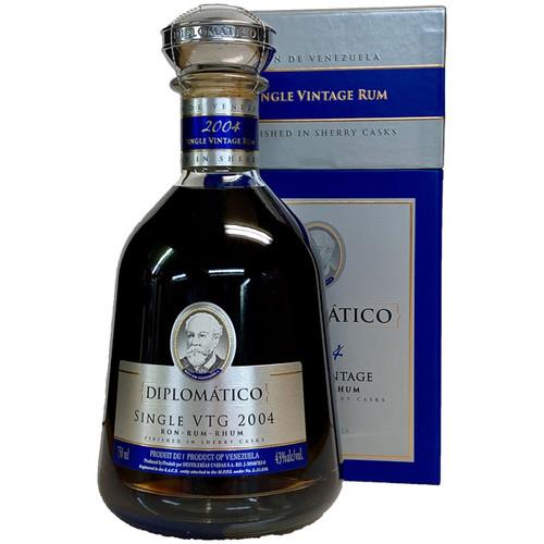 Diplomatico Single Vintage 2004 Rum
