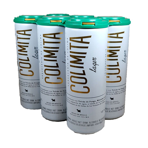 Colima Colimita Lager 6-Pack Can