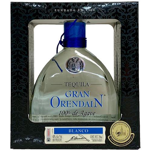 Gran Orendain Blanco Tequila