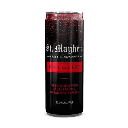 St. Mayhem SPCY LIL FKR Craft White Wine Cooler 250ML Can