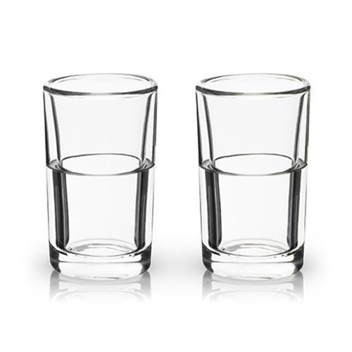 Double Walled Chilling Shot Glasses
