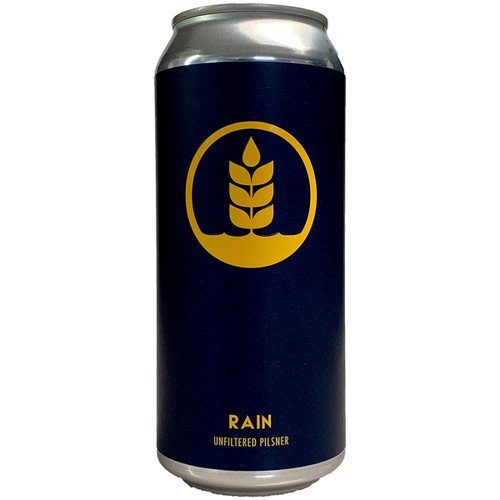 Pure Project Rain Unfiltered Pilsner Can
