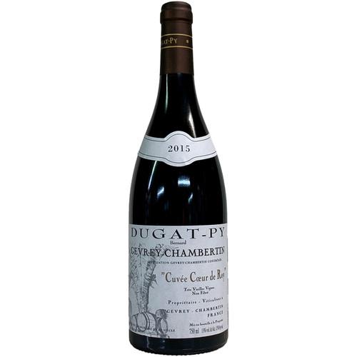 Bernard Dugat-Py 2015 Cuvee Coeur de Roy Tres Vieilles Vignes Gevrey-Chambertin