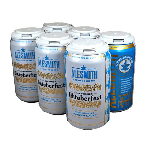 AleSmith AleSchmidt Oktoberfest 6-Pack Can, 12oz