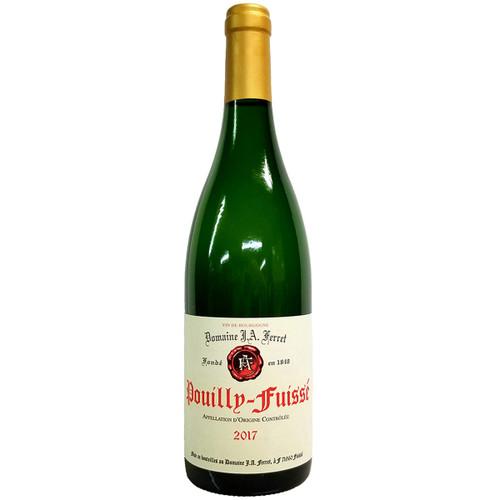 Domaine Ferret 2017 Pouilly Fuisse