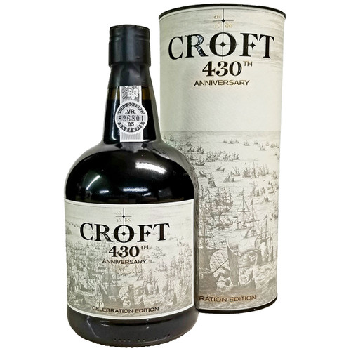Croft 430th Anniversary Reserve Ruby Porto