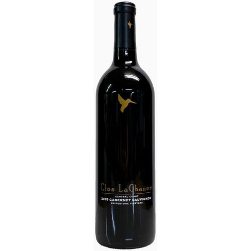 Clos LaChance 2015 Whitestone Vineyard Cabernet Sauvignon