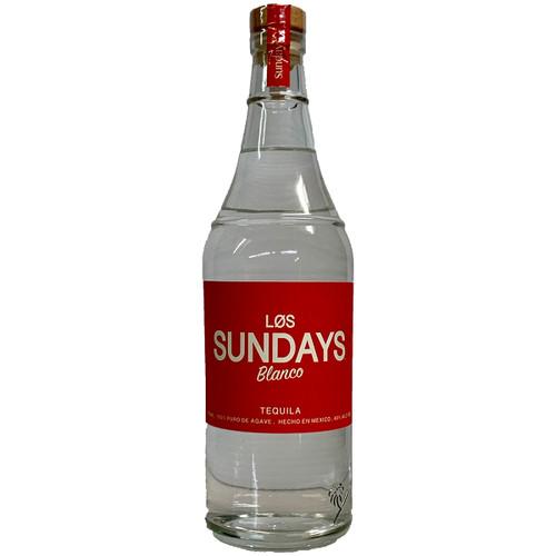 Los Sundays Blanco Tequila
